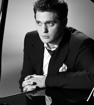 Michael Buble crooner in Italia