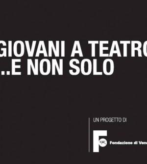 """""""Giovani a Teatro"""" a soli 2,50 euro"""