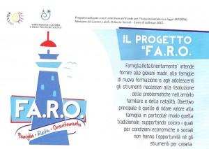 progetto Faro