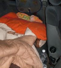 dorme-in-auto