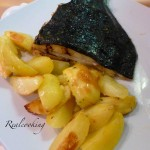 rombo con patate realcooking