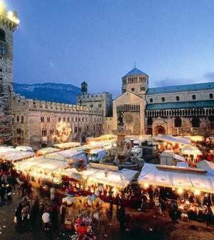 Trento mercatini di Natale