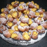 Frittelle allo Zabaione Realcooking
