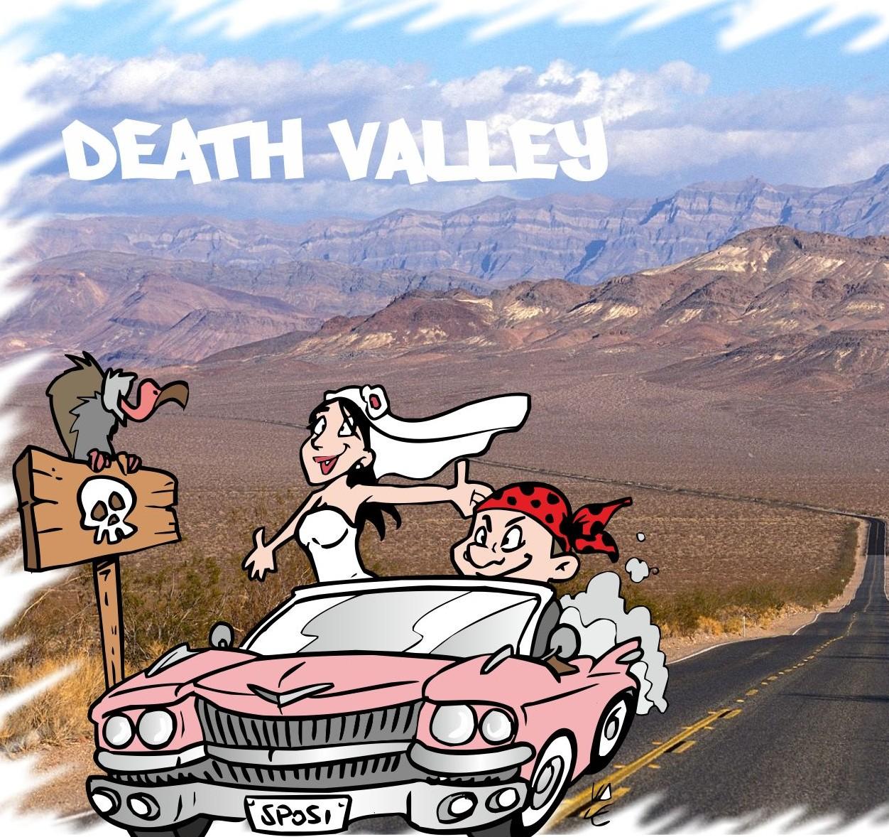 Valentino Villanova caricature matrimonio