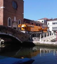 passerella Chioggia
