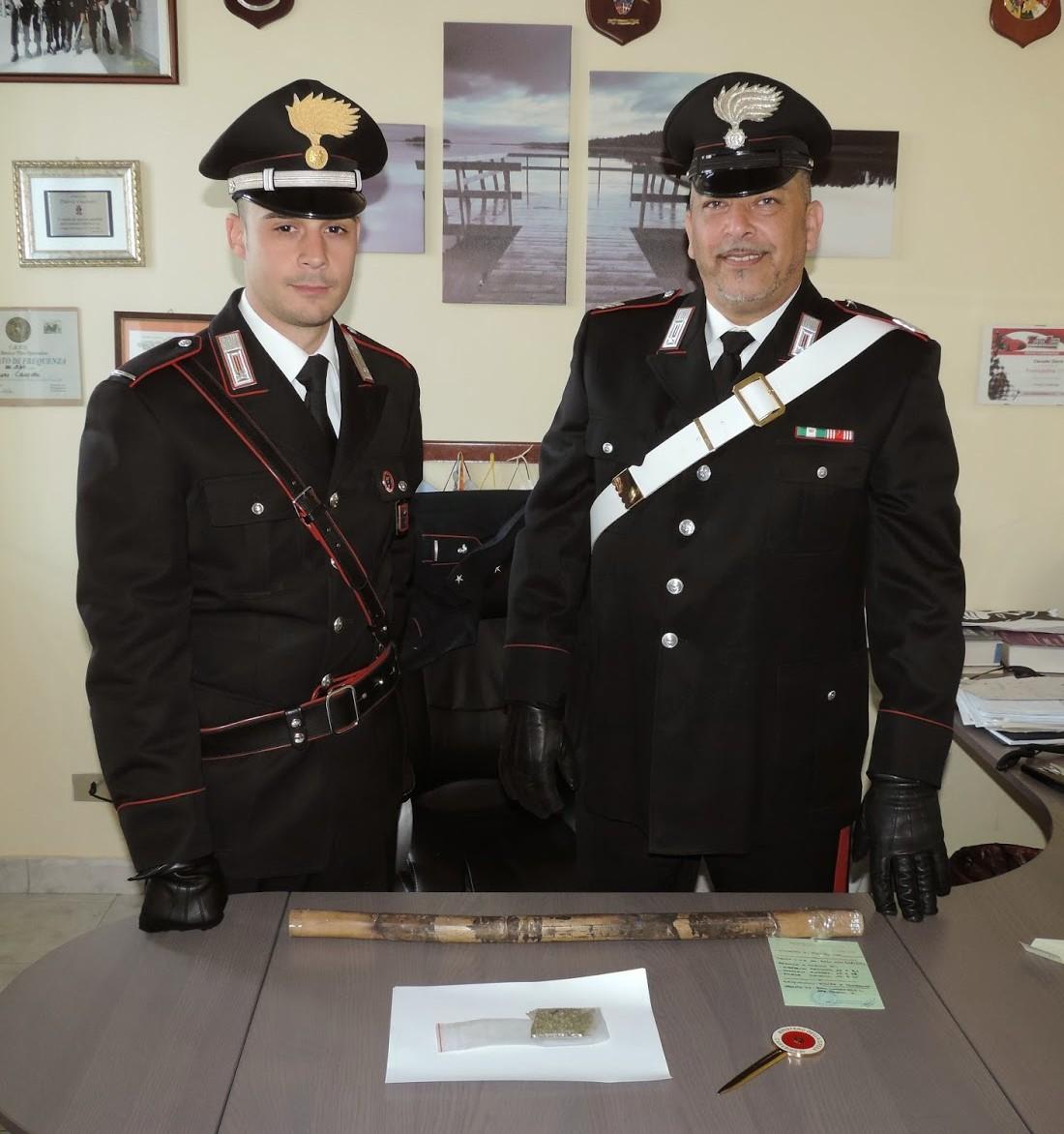 Carabinieri-porto viro-
