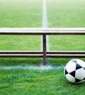 Soccer Ball Near Bench