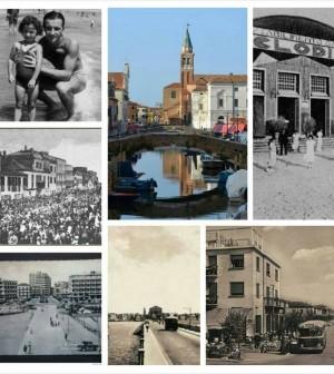 """collage delle foto caricate dagli utenti di """"Sei di Chioggia se.."""""""