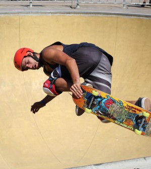 skate board
