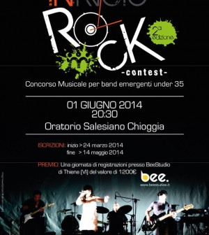 in rock contest salesiani