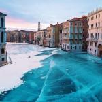 venezia ghiacciata 1