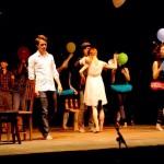 un palco per la scuola liceo veronese