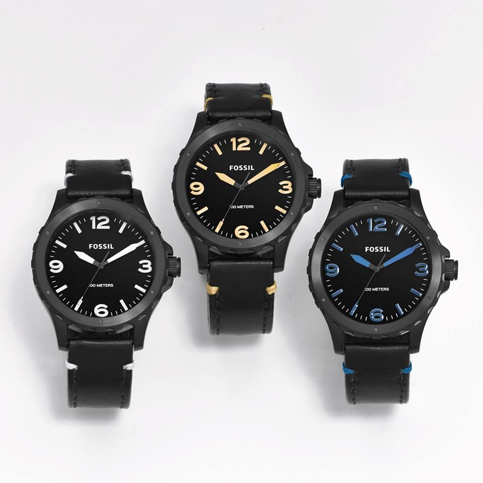 Preferenza Moda uomo: Adriano Gioielli presenta gli orologi Skagen e Fossil  CL59