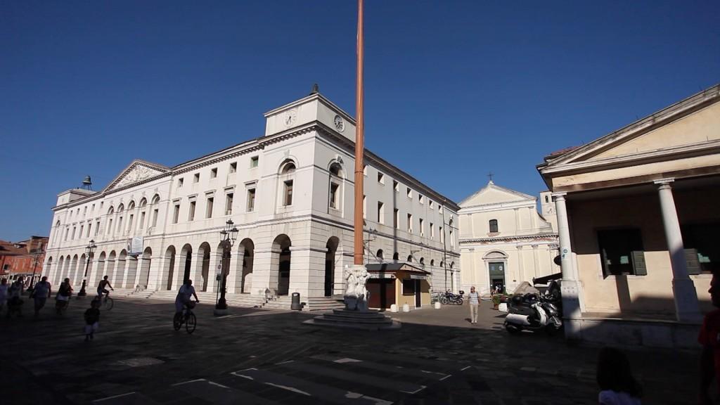 Chioggia comune municipio