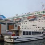 Chioggia: Arrivata la nave da crociera Majesty Thomson