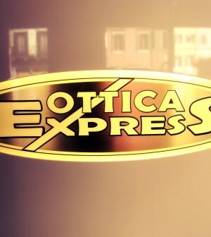 ottica express logo chioggia corso del popolo