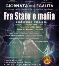 conferenza tra stato e mafia chioggia