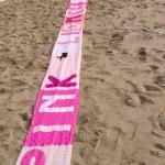 andos sciarpa spiaggia
