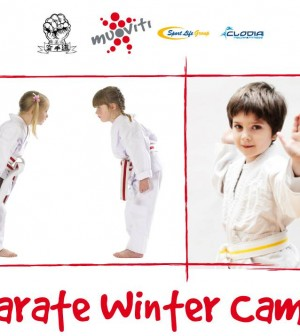 karate winter camp