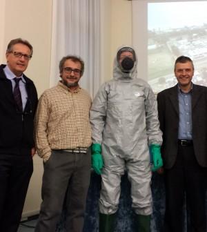 ebola chioggia