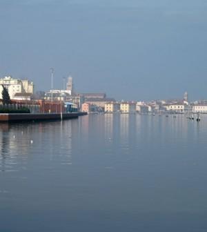 Nuova Scintilla 7/3/10 Ruggero DonaggioChioggia: Canale Lusenzo