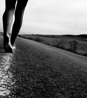 camminare-da-soli