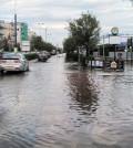 Nuova  Scintilla 9/9/2012  Chioggia: lungomare allagato