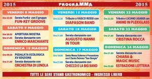 Sagra Cavanella programma