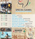 special games week prometeo Chioggia