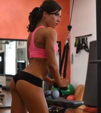 luana boscolo bodybuilding