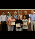 Premiazione del concorso dedicato alla memoria di Guerrino Zambonin