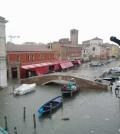 acqua alta riva vena Chioggia