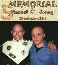 Logo memorial Manuel Jonny