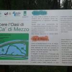 Insieme con gusto cicloturismo Idrovora Ca Bianca e oasi Ca di Mezzo (2)