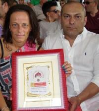 Tavernino-Luigi e Cristina Vincitori