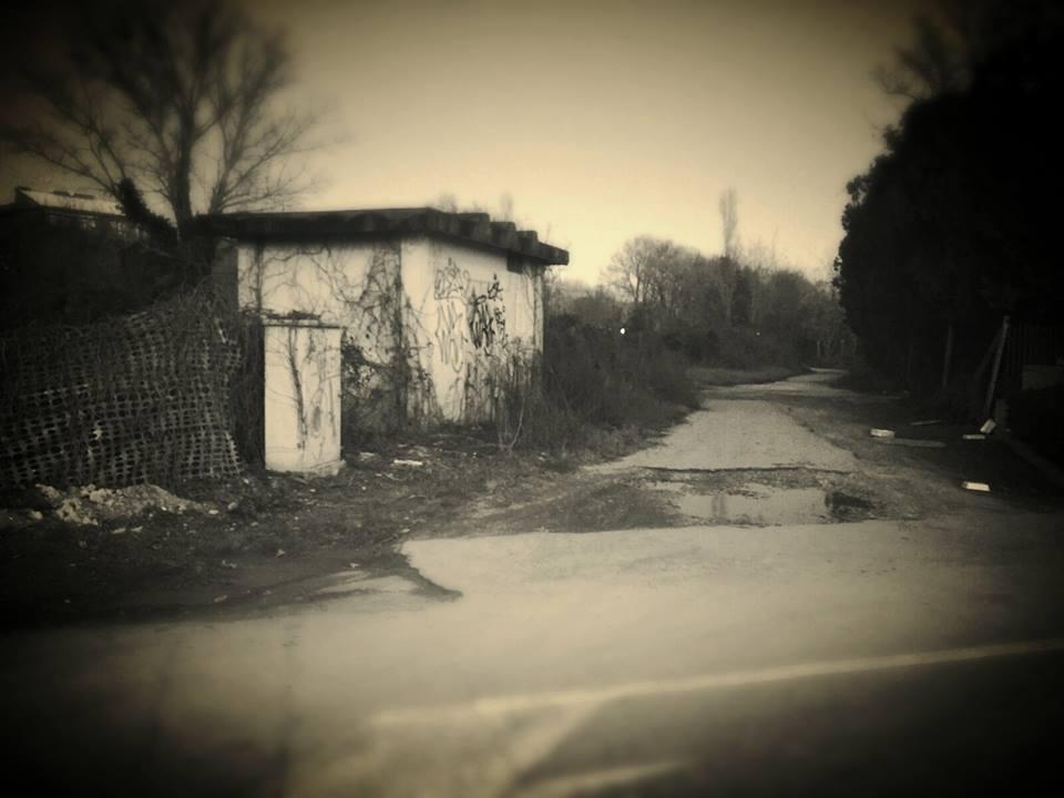 Foto campagna abbandonata. Nicolo Boscolo