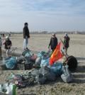Amico Giardiniere pulizia spiaggia Sottomarina (15)