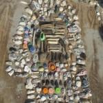 Amico Giardiniere pulizia spiaggia Sottomarina (3)