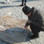 Amico Giardiniere pulizia spiaggia Sottomarina (4)