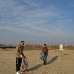 Amico Giardiniere pulizia spiaggia Sottomarina (6)