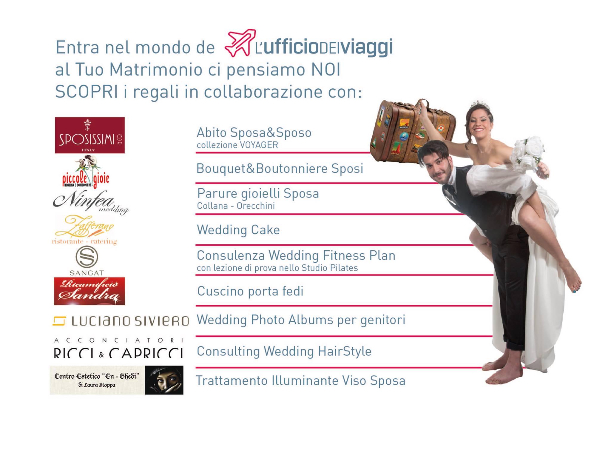 Special wedding con l ufficio dei viaggi chioggiatv for Ufficio wedding planner