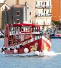 9Bragozzo Ulisse gita in laguna Chioggia