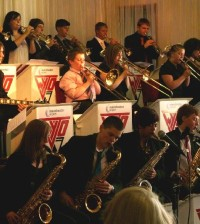 Wigan Youth Orchestra e la Wigan Youth Jazz Orchestra