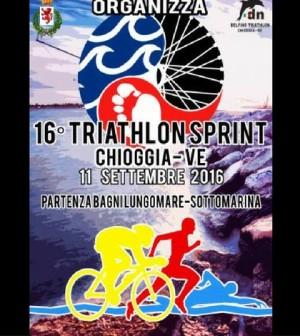A sottomarina la 16 esima edizione del triathlon sprint for Bagni lungomare sottomarina