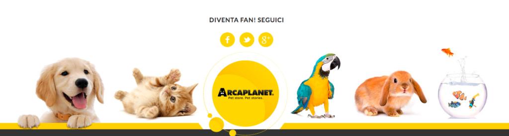 Arcaplanet Parco Commerciale Clodì