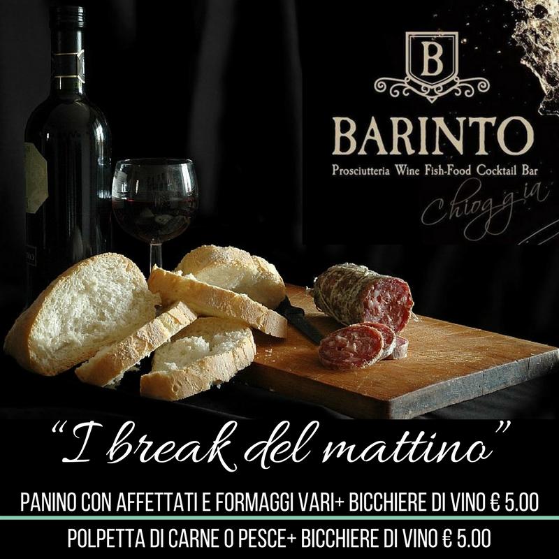 Panino con affettati e formaggi vari+ bicchiere di vino € 5.00(1)