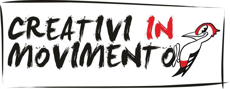logo creativi in movimento