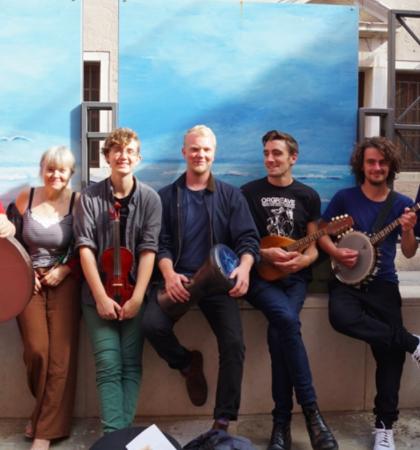 SOAS Ceilidh Band