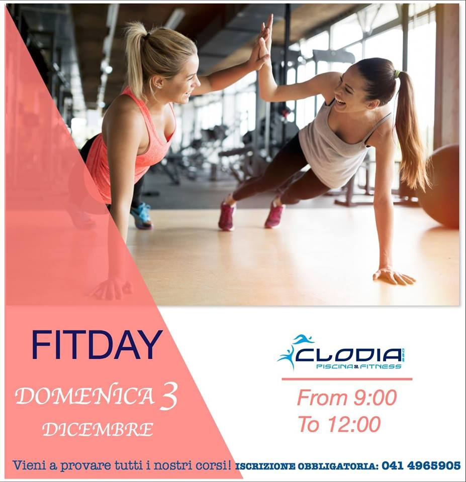 FIT DAY CLODIA
