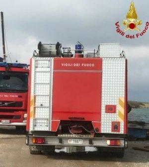 incendio nave